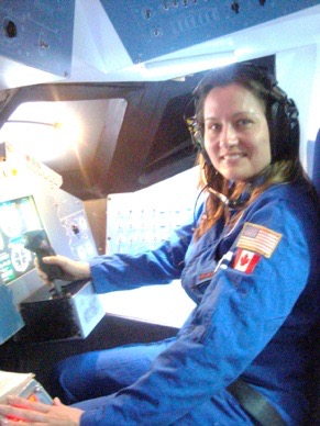 Atlantis Shuttle pilotME-2