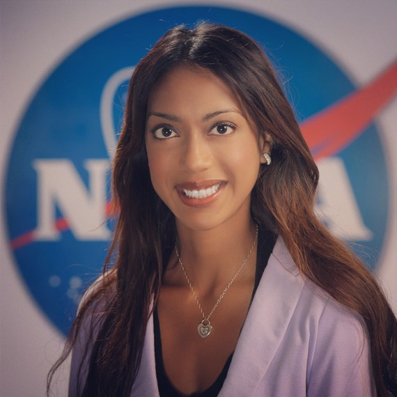 Janine Baijnath NASA
